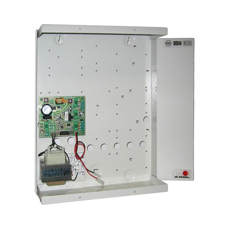Alimentatore per sistemi di allarme Axel Srl