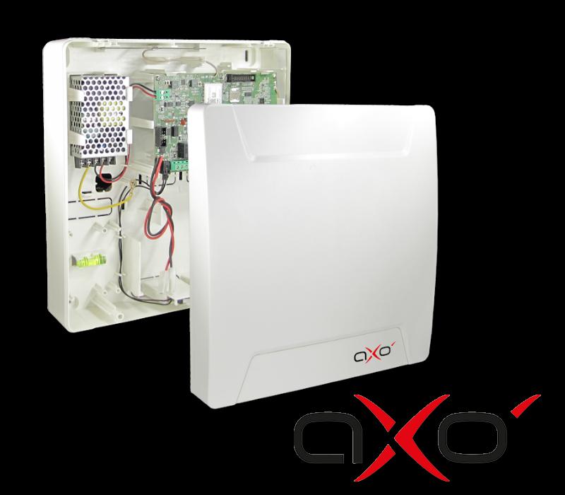 Centrale allarme AXO' con sistema wireless, GSM, sintesi vocale - Axel Srl