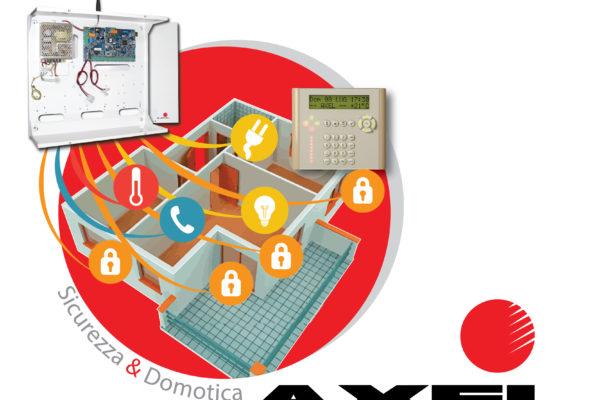 """sistemi domotici per casa: il progetto """"Sicurezza&Domotica"""""""