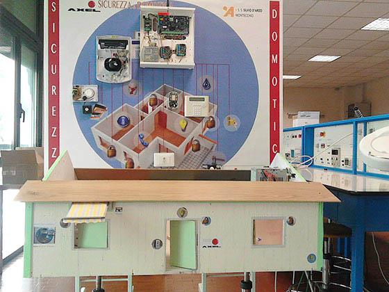 Sistemi domotici per casa, sistemi di sicurezza