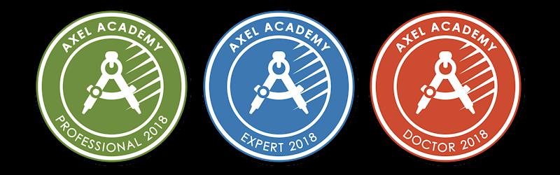 Axel Academy: più crediti, più vantaggi, più riconoscimenti e premi