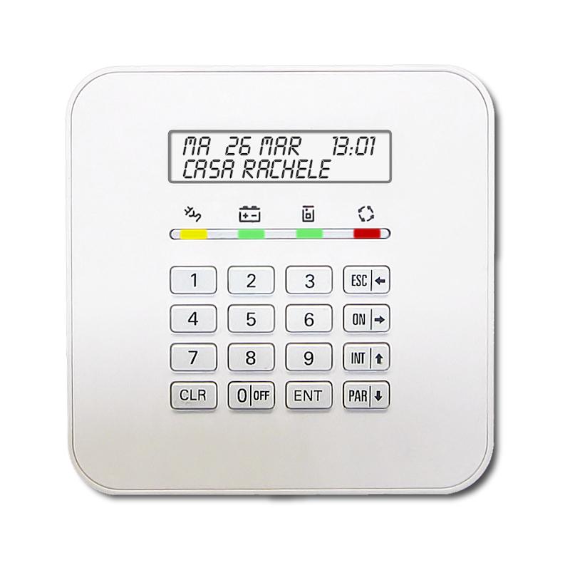 Tastiera di gestione per sistemi Axel Axel Srl