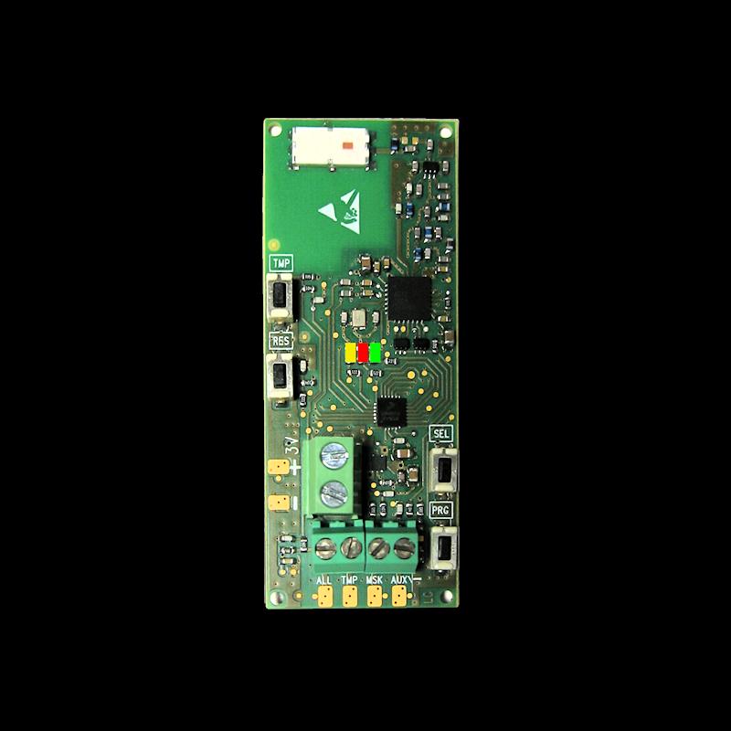 Contatto magnetico per sistemi di allarme wireless aXeta® Axel Srl