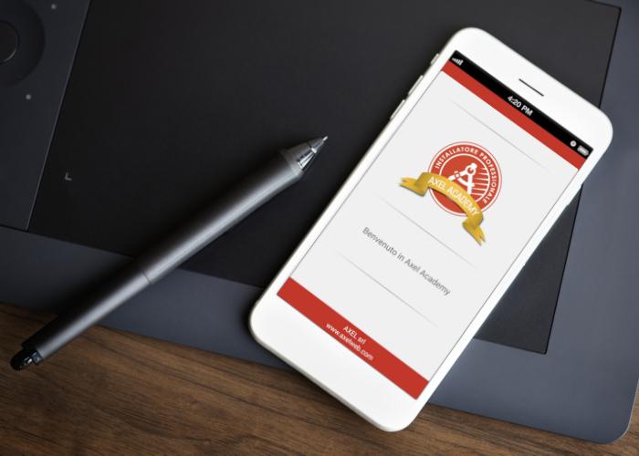 Axel Academy per installatori professionali